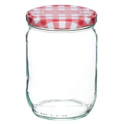 Kitchencraft Preserving Jar 580ml