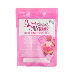 Sugar and Crumbs Strawberry Milkshake 500gr