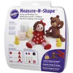 Wilton Measure-N-Shape