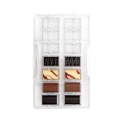 Decora Polycarbonaat Chocolade Vorm La Cerise