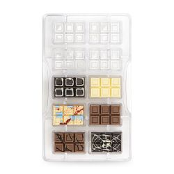 Decora Polycarbonaat Chocolade Vorm La Piccola
