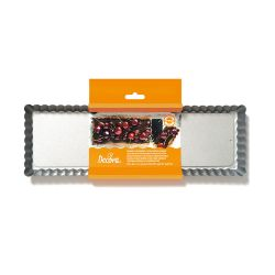 Decora Vlaaivorm Antikleef Kartel Rechthoek 35x11x2,5 cm