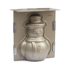 Decora 3D Baking Pan Snowman
