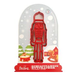 Decora Cookie Cutters Nutcracker