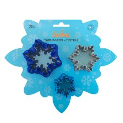 Decora Cookie Cutters Snowflake