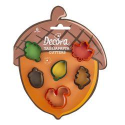 Decora Cookie Cutters Fall Mini