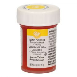 Wilton Icing Color Lemmon Yellow