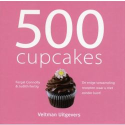 500 cupcakes -Fergal Connolly & Judith Fertig