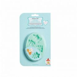 KitchenCraft Fondant Mould Christmas