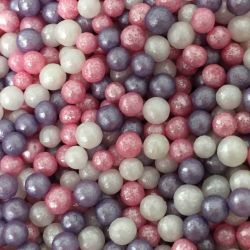 Scrumptious Glimmer Pearls Ice Pink