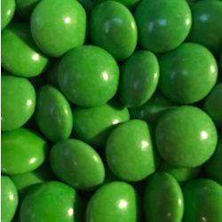 Scrumptious Mini Chocolate Beans Green
