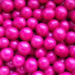 Scrumptious Hot Pink Choco Balls Small