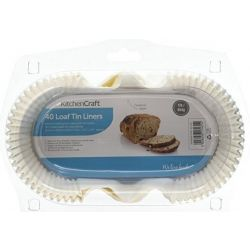 Loaf Tin Liners Small