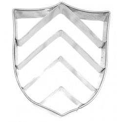 Birkmann Cookie Cutter Coat of Arms 5cm