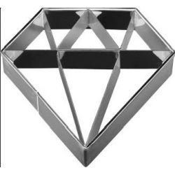 Birkmann Cookie Cutter Diamond Medium