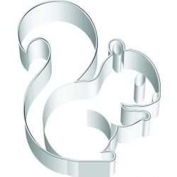 Birkmann Cookie Cutter Squirrel Large