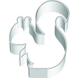 Birkmann Cookie Cutter Squirrel Small