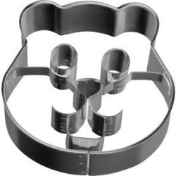 Birkmann Cookie Cutter Beaver Head