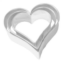 Birkmann Cookie Cutter Heart 3 Sizes