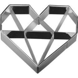 Birkmann Cookie Cutter Heart Diamond