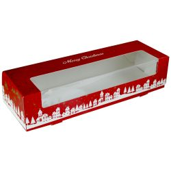 Merry Christmas Mince Pie Box