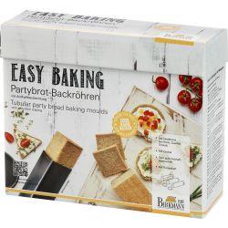 Birkmann Broodvorm Easy Baking Partybrood Set/3