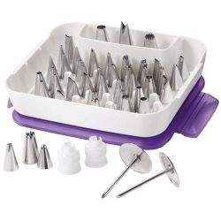 Wilton Decorating Tip Set  Master