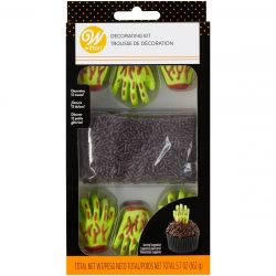 Wilton Decorating Kit Zombie Hand pk/12