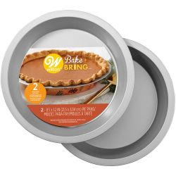 Wilton Bake & Bring Pie Pans 21,5cm 2/pc