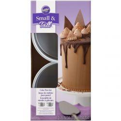 Wilton Cake Pan Set Round 15cm