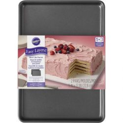 Wilton Sheet Cake Pan Set