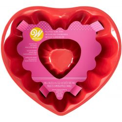 Wilton Heart Bundt Pan
