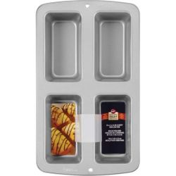 Wilton Mini Loaf Pan 4 Cavity