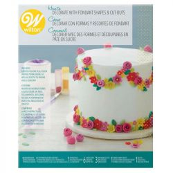 Wilton How To Decorate With Fondant Shapes & Cut-Outs