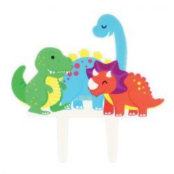 Culpitt Gumpaste Topper Dinosaur