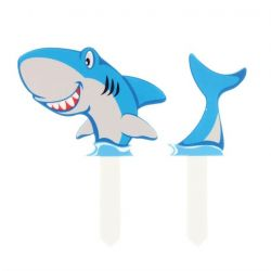 Culpitt Gumpaste Topper Shark