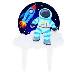 Culpitt Gumpaste Topper Spaceman