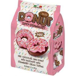 Messori Donut Choco Strawberry pk/6