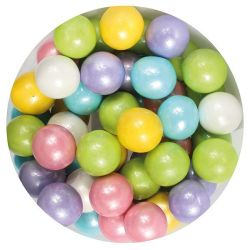 Culpitt Sprinkles Rainbow Pearls 10mm 90gr
