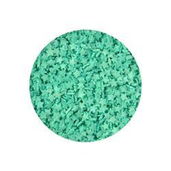 Scrumptious Glimmer Mini Stars Turquoise