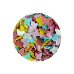 Scrumptious Glimmer Butterflies Multi Coloured