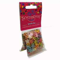 Scrumptious Sprinkle Duo Rainbow Stars And Strands