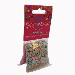 Scrumptious Sprinkle Duo Unicorn Confetti And Pink Glimmer Sugar
