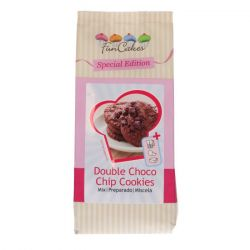 Funcakes Double Choco Chip Cookies