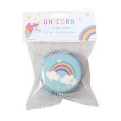 BWL Baking Cups Foil Unicorn