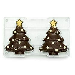 Decora Chocolate Mold Christmas Tree