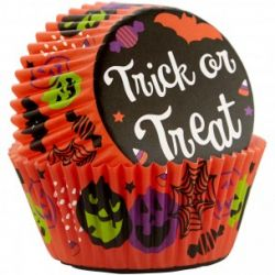 Wilton Baking Cups Normal Trick Or Treat