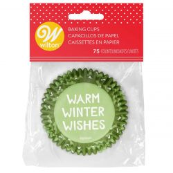 Wilton Baking Cups Normal Warm Winter Wishes