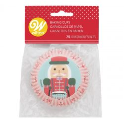 Wilton Baking Cups Normal Nutcracker