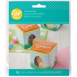 Wilton Mini Treat Boxes Egg